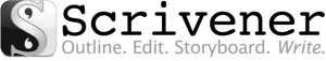 Scrivener writers' software